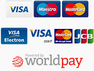 Forms of payment we accept